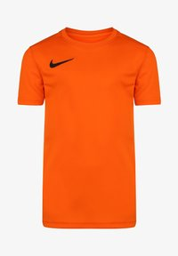 safety orange / black