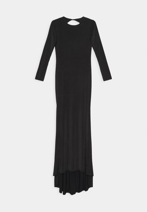 FISHTAIL DRESS - Occasion wear - black