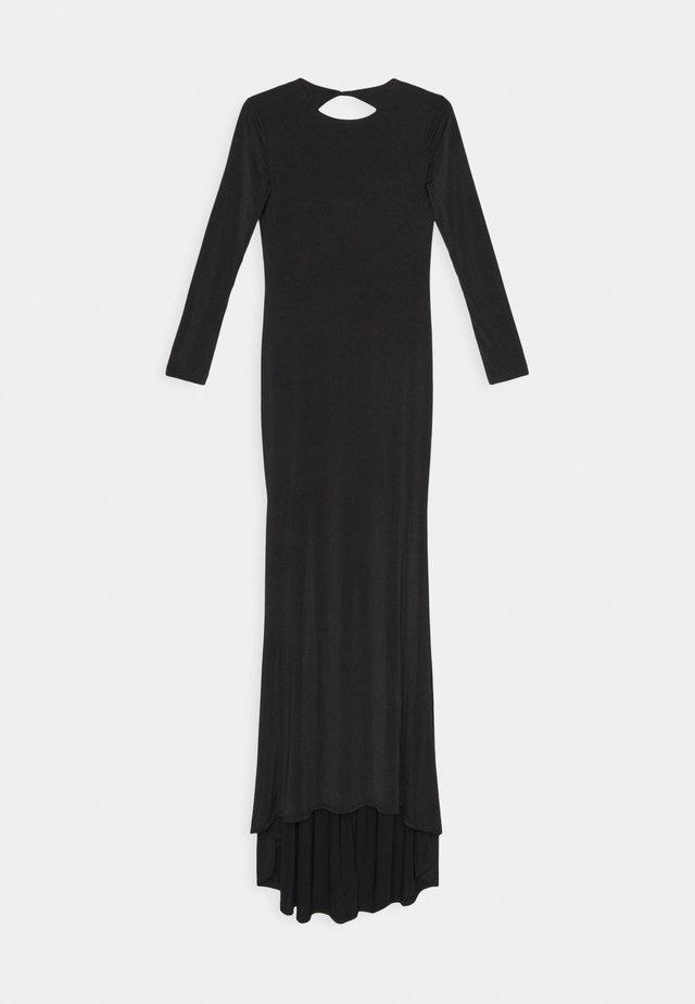 FISHTAIL DRESS - Occasion wear - black