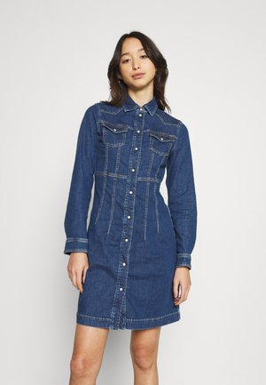 LACEY - Denim dress - denim