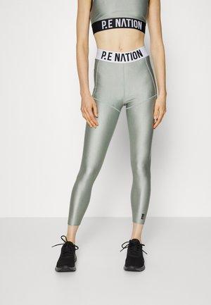 SET MATCH LEGGING - Leggings - mirage gray