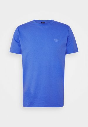 ALPHIS - Jednoduché triko - pastel blue