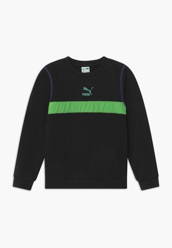 PUMA X ZALANDO CREW  - Sweater - black