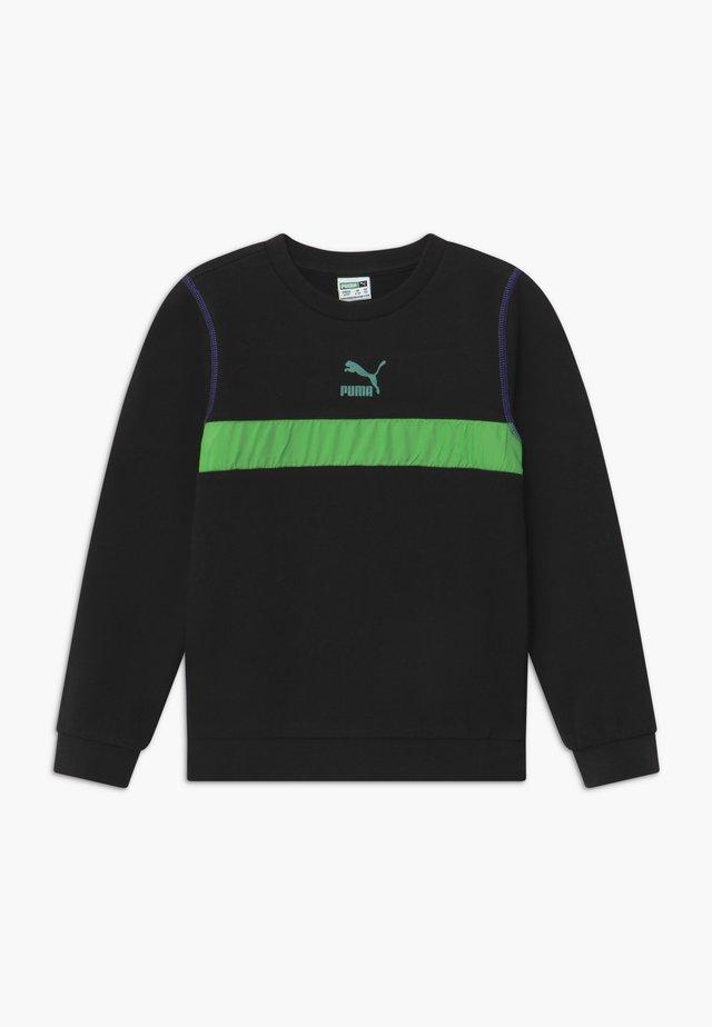 PUMA X ZALANDO CREW  - Sweatshirt - black
