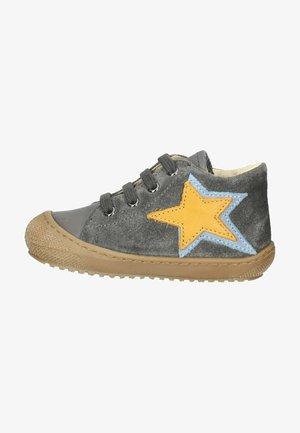 Sneakers laag - dunkel grau