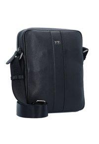 Braun Büffel - TURIN  - Across body bag - black - 2