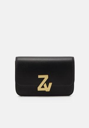 INITIALE - Bum bag - noir
