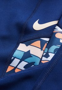 Nike Performance - TROPHY  - Leggings - blue void/white - 3