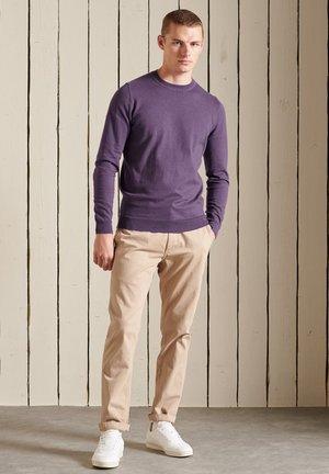 Jumper - peruvian purple marl
