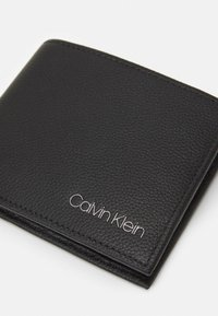 Calvin Klein - BIFOLD BILL - Wallet - black - 4