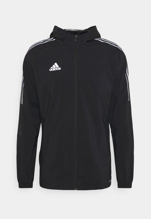 TIRO WORD - Training jacket - black