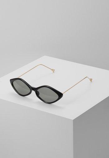 Occhiali da sole - black/gold-coloured