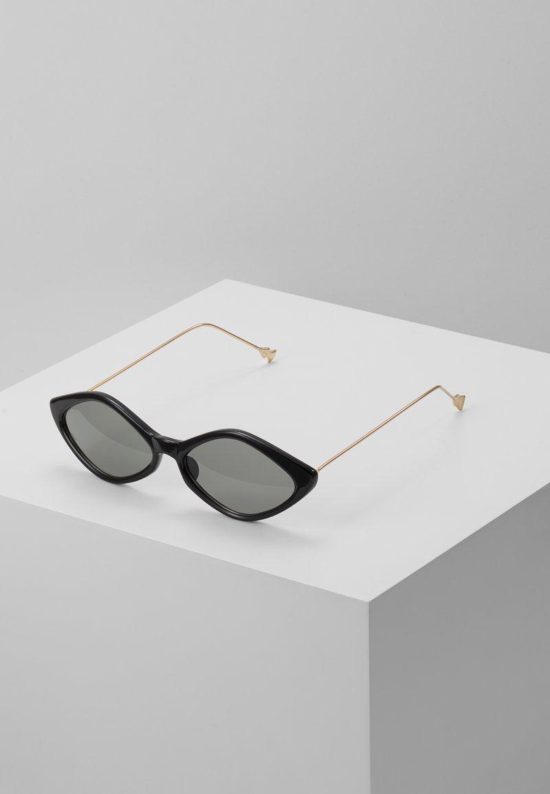Sunheroes - Zonnebril - black/gold-coloured