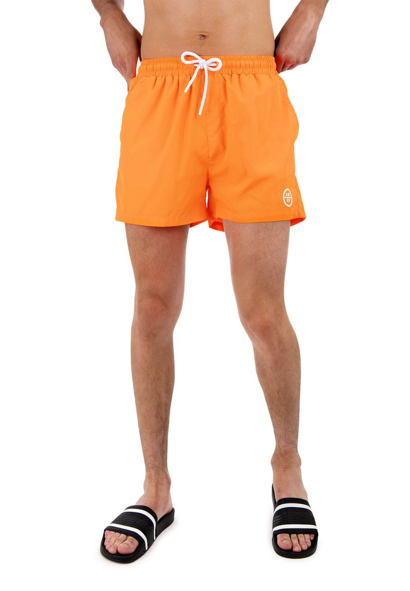 AÉROPOSTALE - Swimming shorts - orange