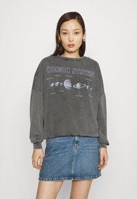 Even&Odd - Sweatshirts - grey - 0