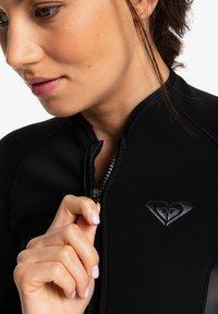 Roxy - Rash vest - black - 3