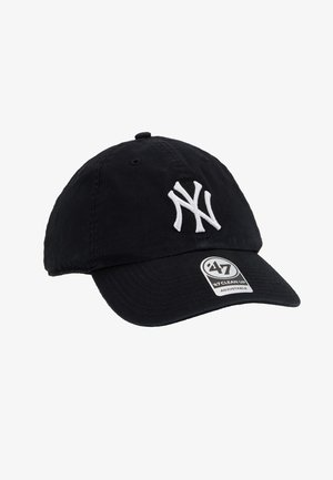 NEW YORK YANKEES CLEAN UP UNISEX - Cap - black/white