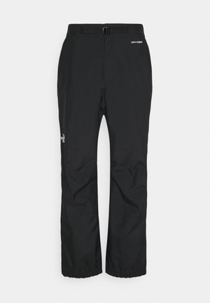 UP & OVER PANT TIMBER - Spodnie narciarskie - black