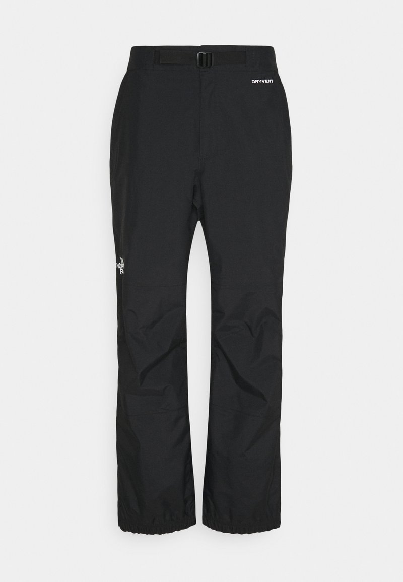 The North Face - UP & OVER PANT TIMBER - Schneehose - black