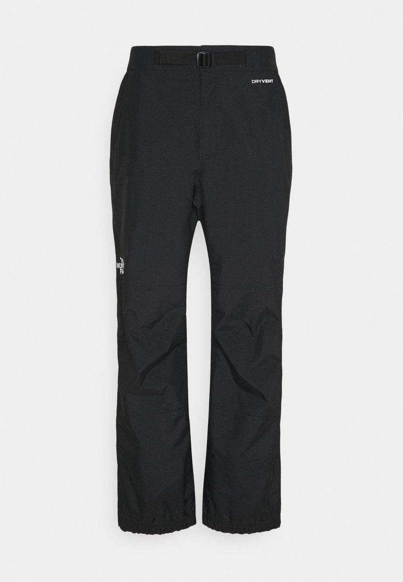 The North Face - UP & OVER PANT TIMBER - Zimní kalhoty - black