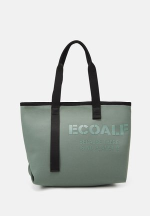 BIG TOTE - Tote bag - sage