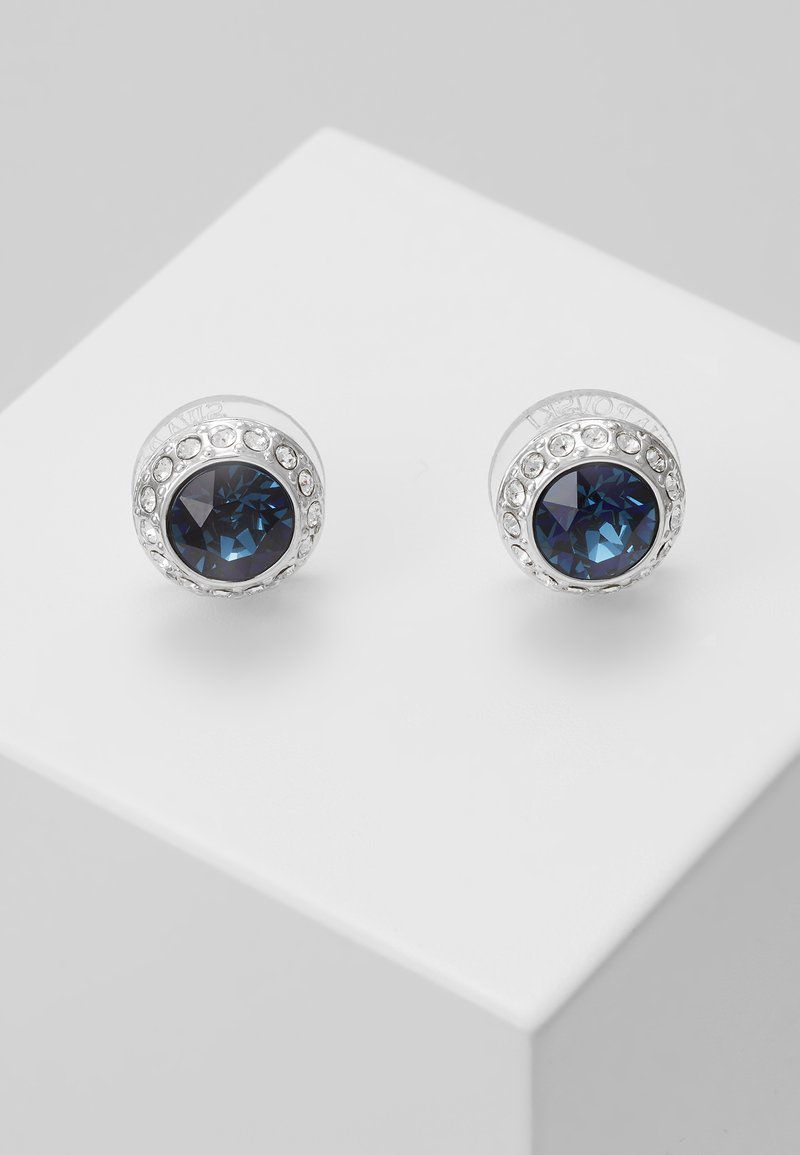 Swarovski - ANGELIC STUD - Earrings - silver-coloured