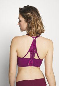 Pour Moi - OPULENCE FRONT FASTENING UNDERWIRED - Underwired bra - purple - 2