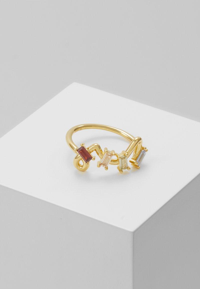 PDPAOLA - Anello - gold-coloured
