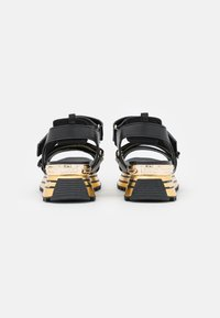 Liu Jo Jeans - MAXI - Sandały na platformie - gold - 3