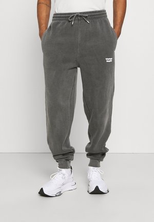 CORE OVERDYE  - Tracksuit bottoms - grey