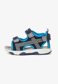 Geox - S. MULTY - Walking sandals - navy - 0