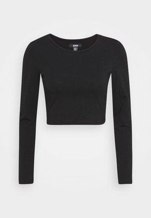 REDEZIGN - Long sleeved top - black