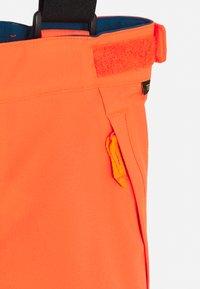 Jack Wolfskin - GREAT SNOW PANTS KIDS - Zimní kalhoty - flashing red - 3