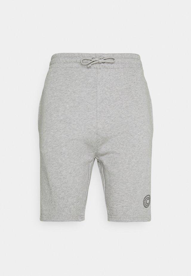 BRADY - Shorts - grey melange