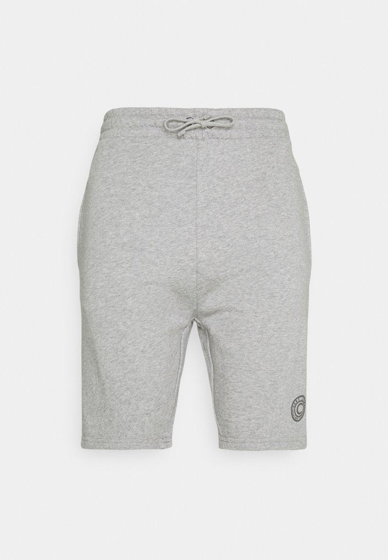 Cars Jeans - BRADY - Kraťasy - grey melange