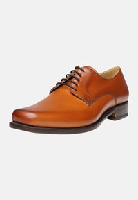 SHOEPASSION - NO. 5572 - Smart lace-ups - red/brown - 2