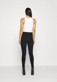 ONLY - ONLHUSH LIFE  - Jeans Skinny Fit - black - 2