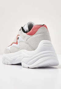 British Knights - GALAXY - Sneakers - grey/white/coral - 4