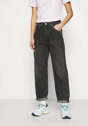 BAGGY JEAN - Relaxed fit jeans - denim grey