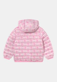 Guess - PADDED HOOD UNISEX - Winter jacket - pink - 1