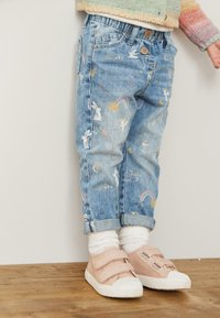 Next - Relaxed fit jeans - blue - 1