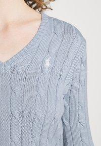 Polo Ralph Lauren - CLASSIC - Jumper - pale blue - 5