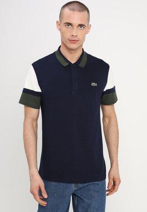 PH4223 - Poloshirt - marine/farine caprier
