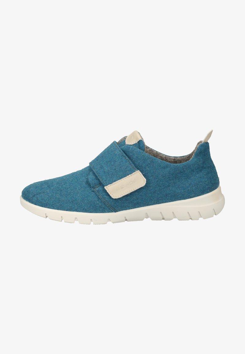 Rohde - Sneakers laag - kobalt