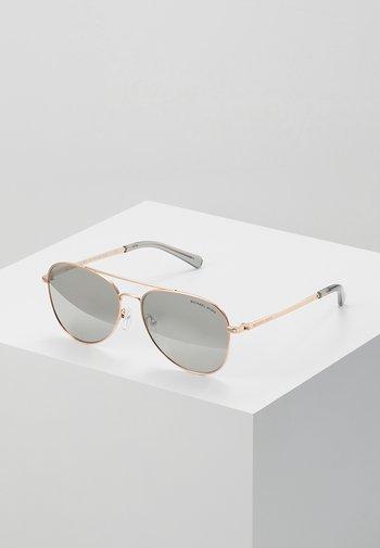 SAN DIEGO - Sunglasses - rose gold-coloured