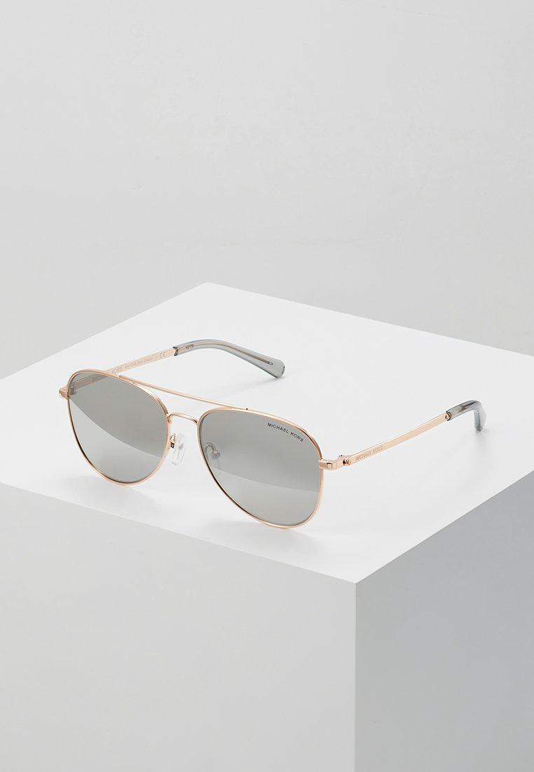 Michael Kors - SAN DIEGO - Sunglasses - rose gold-coloured