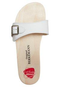 Berkemann - Mules - weiß - 6