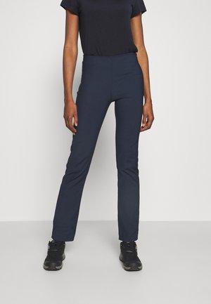 GRACE PANTS - Kalhoty - blue shadow