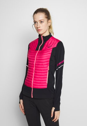 ELEVATION HYBRID - Sports jacket - lipstick