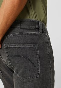 edc by Esprit - Straight leg jeans - gray - 3